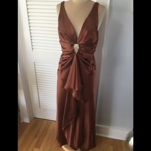 NWT Gorgeous,Sexy Long Gown